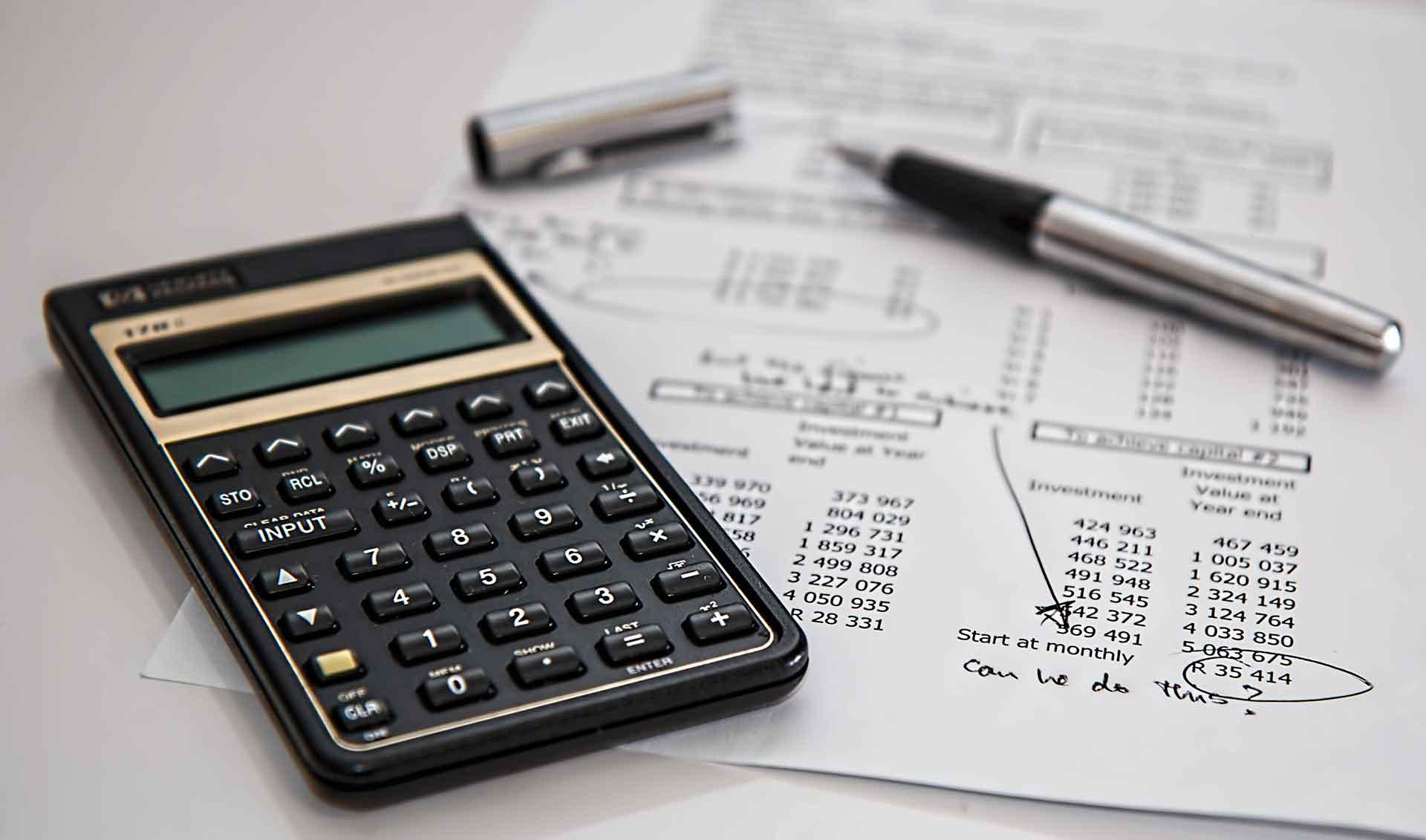 Debit & Credit Analysis